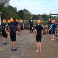 junior open water