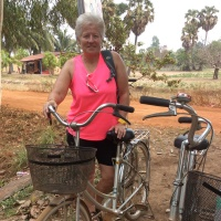 Debbie Tyler Cambodia