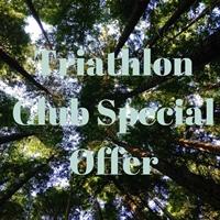 Triathlon Club Special Offer