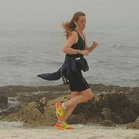 Flickr Woman on Beach